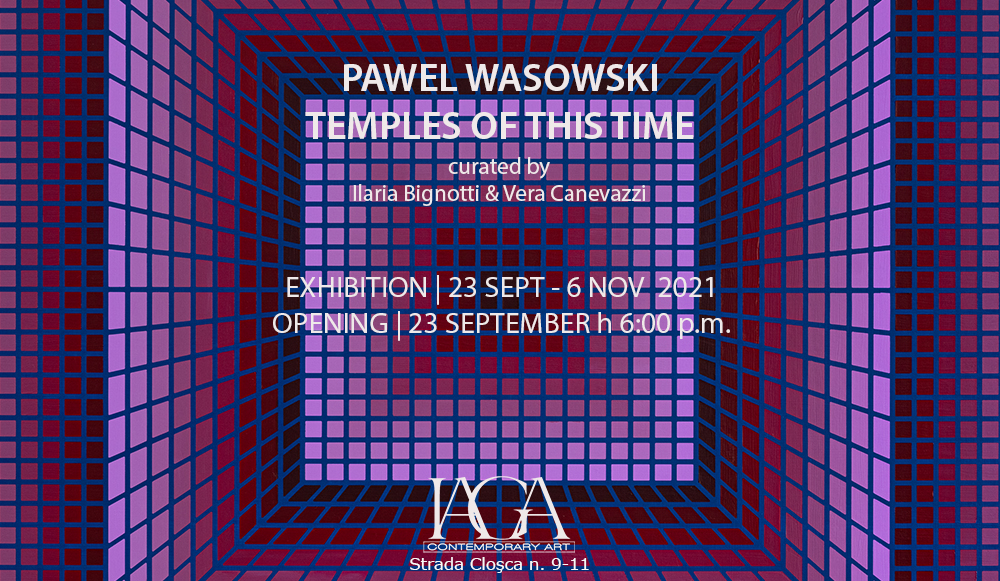 Pawel Wasowski. Temples of This Time